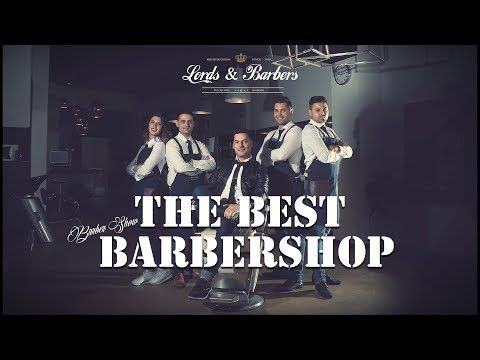 Barbería LORDS & BARBERS - YouTube