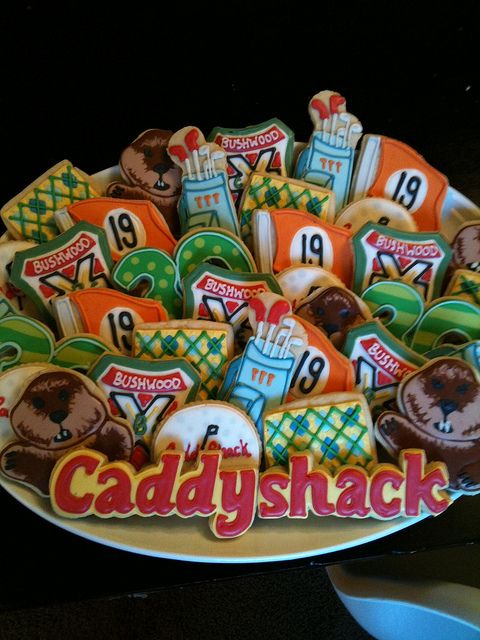 39 best caddyshack party images on pinterest