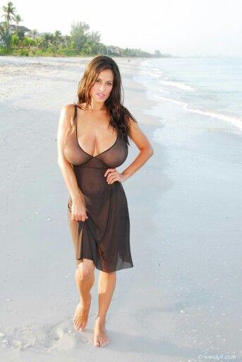 Hot Naked Women Big Boobs