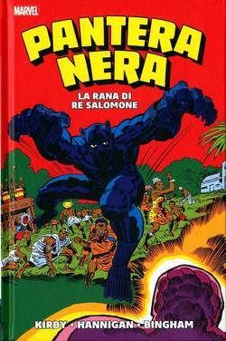 PANTERA NERA LA RANA DI RE... n.0 - LA RANA DI RE SALOMONE, PANINI COMICS