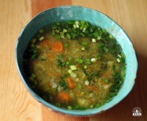 Zupa 4 tygodnie dieta dr Dąbrowskiej