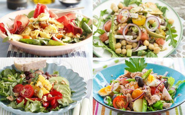 Kom i form med matiga sallader – 15 recept!   MåBra