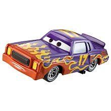 Exclusive Disney Pixar Cars 2 Color Change Vehicle - Darrell Cartrip