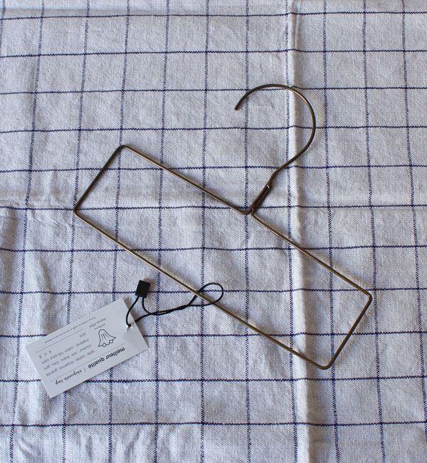 fog linen work ( foglinenwork ) tihange * * nekutyhunger / laundry hanger mini