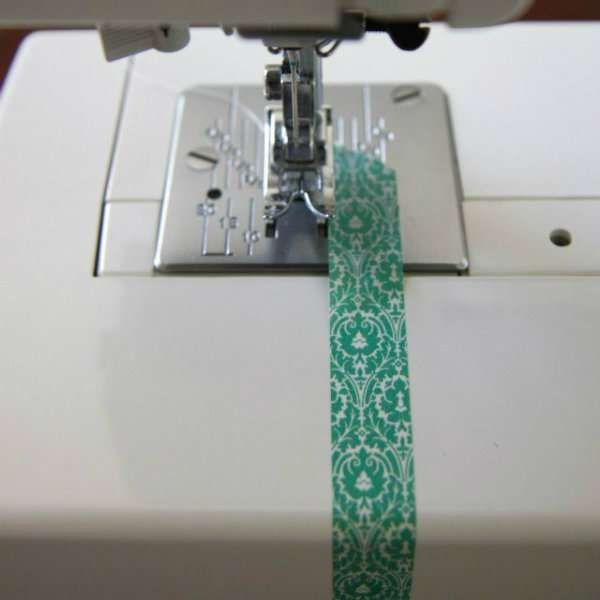 Utilisez le ruban washi comme outil de mesure