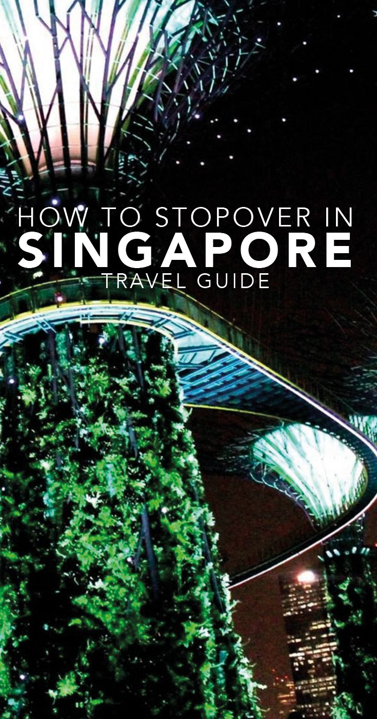 If you have a Singapore Stopover there is so many things to do, in fact a lot more than you think...