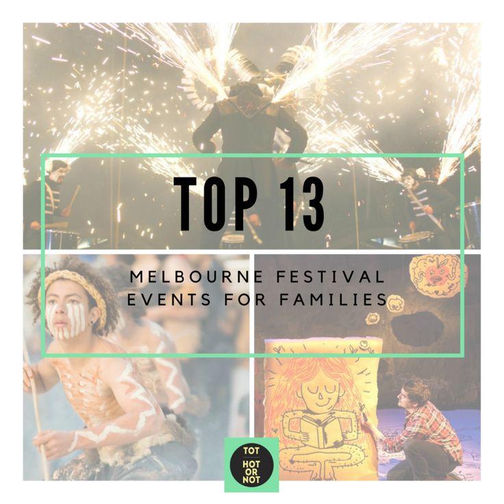 The HOT List: Top 13 Melbourne Festival 2016 events for families http://tothotornot.com/2016/10/melbourne-festival-2016-events-for-kids/
