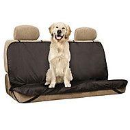 Hund+Bilsete+Dekke+Kæledyr+Matter+&+Puter+Solid+Vanntett+Sammenleggbar+Svart+–+NOK+kr.+251