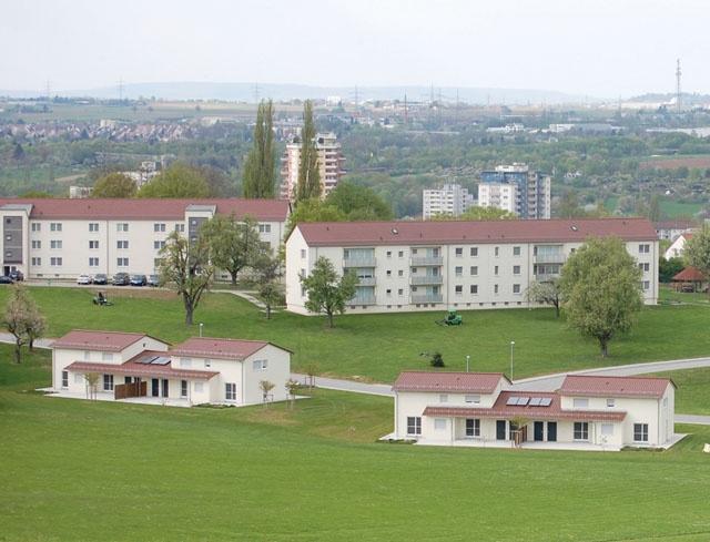 Robinson Barracks, Stuttgart, Germany