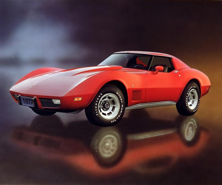 1977 Corvette C2