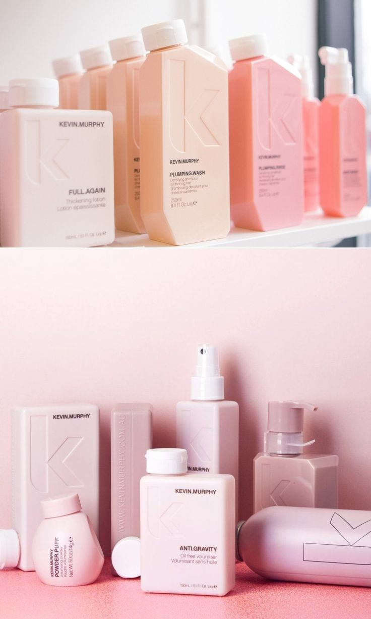 Tiny Home Designs: Beauty Brand KEVIN.MURPHY To Make Packaging From 100