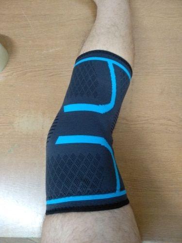 34a6d8b3cf 1PCS Fitness Running Cycling Knee Support Braces Elastic Nylon Sport C -  chicmaxonline