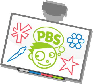PBS interactive Smartboard games
