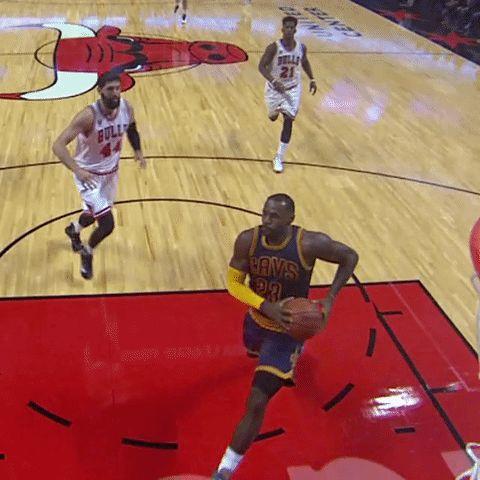 nba basketball dunk lebron james cleveland cavaliers cavs slam dunk cavaliers trending #GIF on #Giphy via #IFTTT http://gph.is/2blBfdB