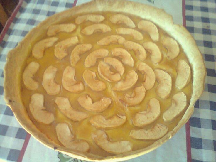 Tarte de maçã ♡♡