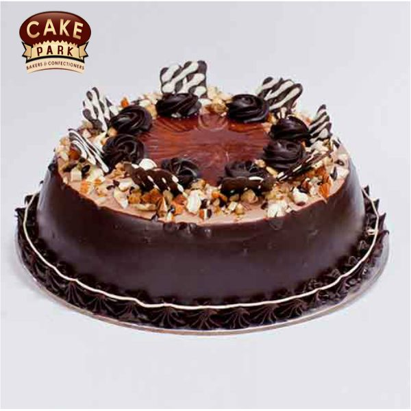 Our cake shop have choco cakes, ‪#‎whiteforest‬, ‪#‎blackforest‬, ‪#‎chocodrynut‬, rich chocolate and more. For more: www.cakepark.net Call us: +91-44-4553 5532
