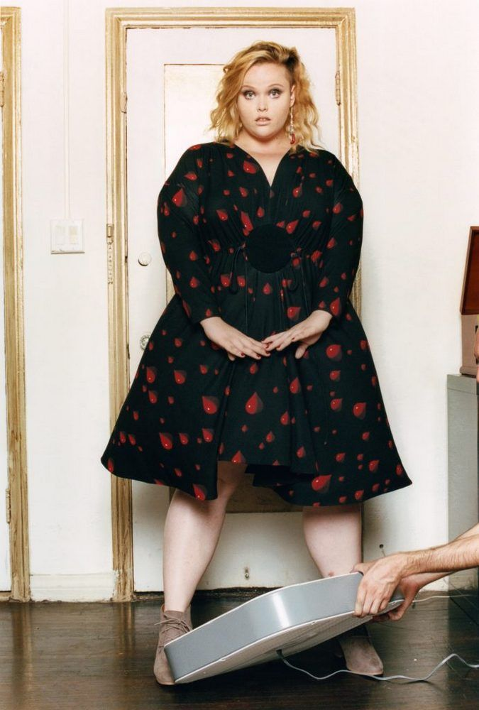 First Look: The Beth Ditto Winter Collection! | The Curvy Fashionista
