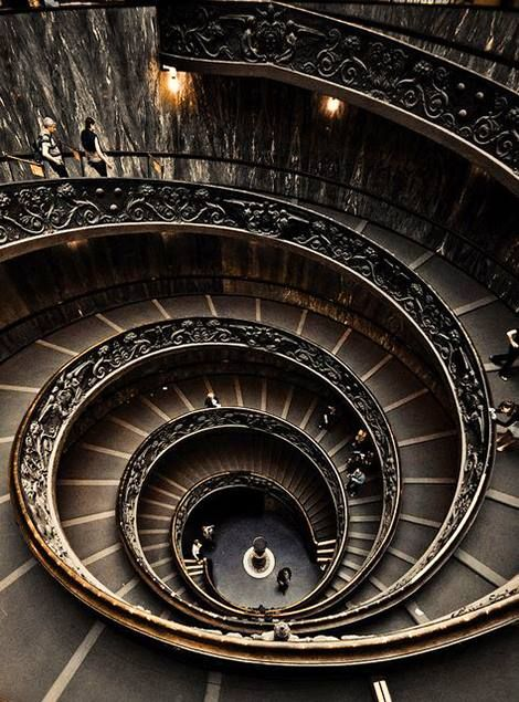 The Vatican Museum Photo By Shankii Via Flickr