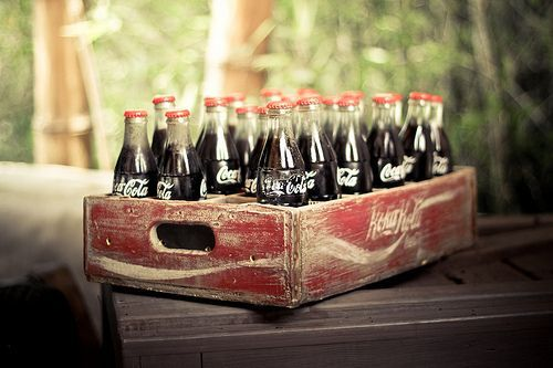 Ice cold Coca Cola [Southern Grace and Sunshine]
