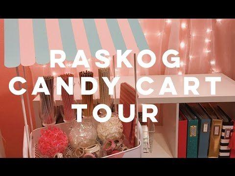 Raskog Candy Cart Tour! - YouTube