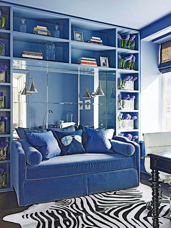 BHG Style Spotters Monochromatic Decorating