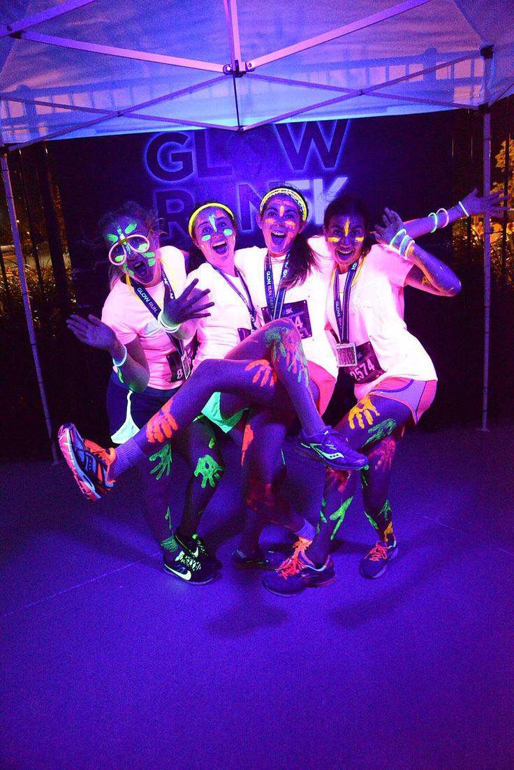 The Glow Run 5k | PHOTOS