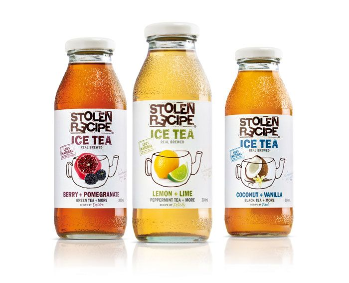 34 Best Ice Tea Packaging Images On Pinterest Package