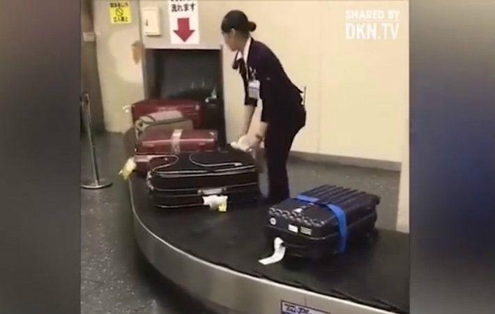 みんな日本に行くべき 日本の空港で撮影された ショッキングな動画 が海外で話題になっています 撮影 日本 に 動画