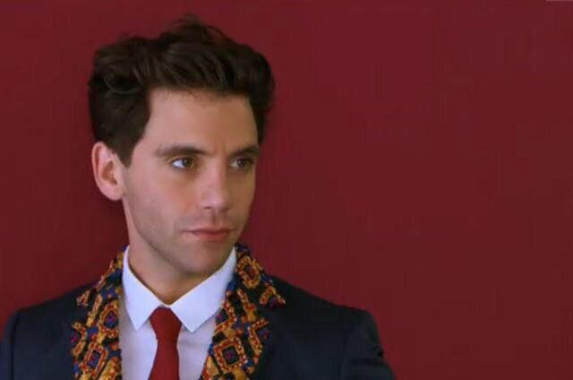 Mika The Voice France 4 - beauty
