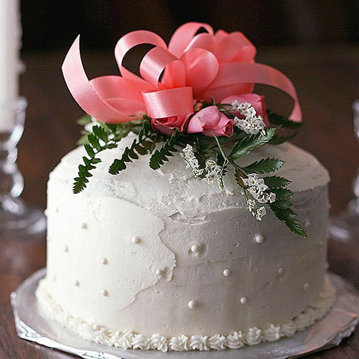 Vanilla Wedding Cake recipe on Food52