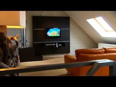 Per M² - Doe het zelf met Roger : Televisiewand