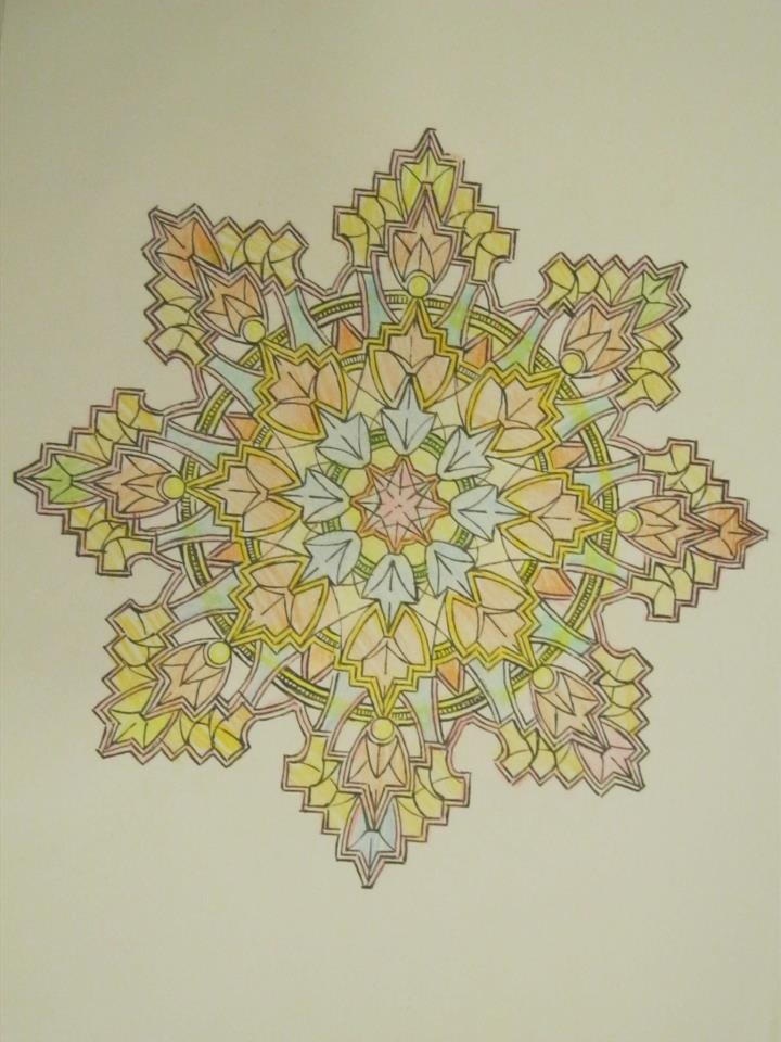 Annie Brown (Under 12 division) from the Kaleidoscopic Design Coloring Book: http://store.doverpublications.com/0486405664.html