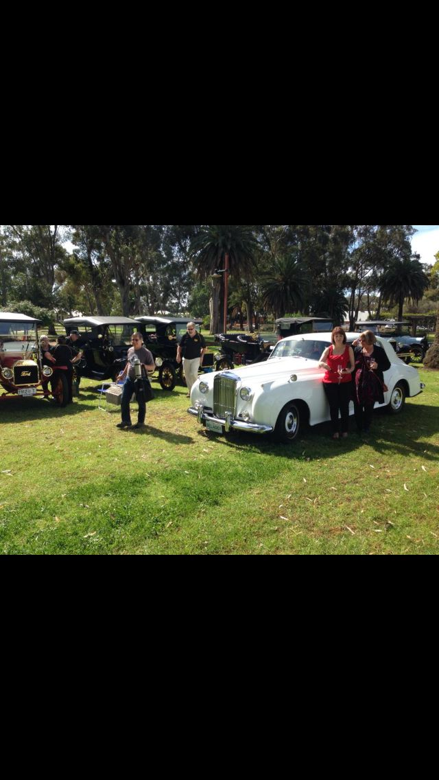Classic vintage Bellagio limousines bentley  in Guildford Perth www.bellagiolimousines.com.au