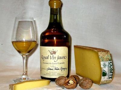 Comté et vin jaune guide du tourisme en Franche-Comté