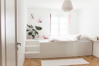 Das DIY-Video zum Podest-Bett, das Tom für unser …