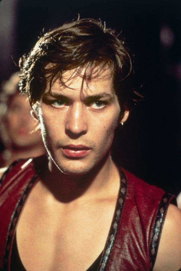 james remar height