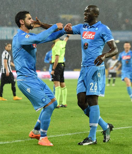 SSC Napoli v Juventus FC - Serie A - Pictures - Zimbio