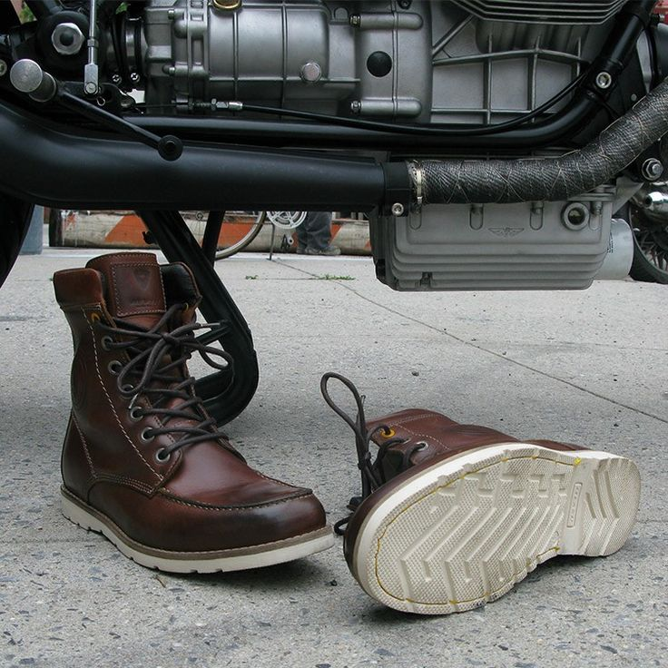 Union Garage NYC | REV'IT! Mohawk Boots