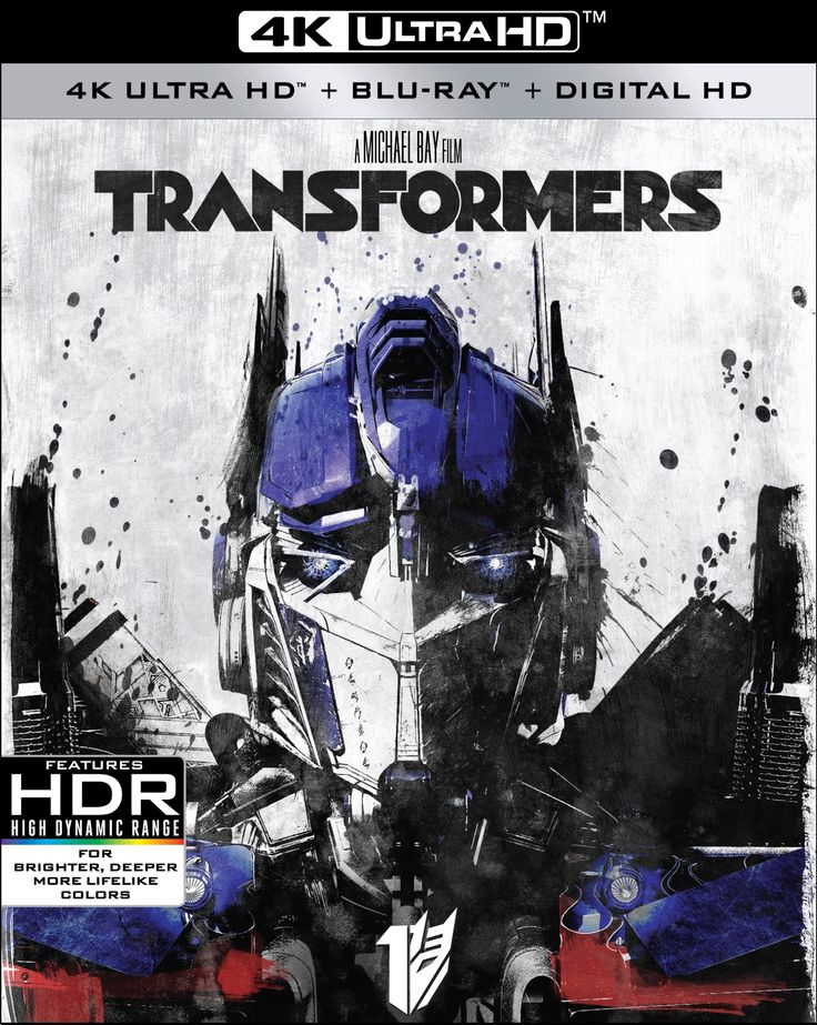 First Four TRANSFORMERS Films & Christopher Nolan's INTERSTELLAR Set To Receive The 4K Ultra HD Treatment
