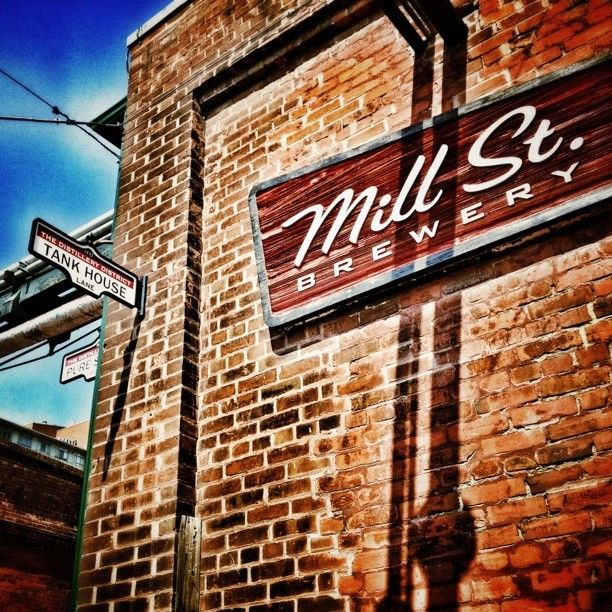 Mill St. Brew Pub in Toronto, ON - I've lived here my entire life and need to try the birthplace if my some of my favourite beers!