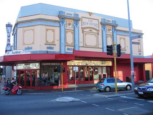 Luna Outdoor Cinema Oxford Street, Leederville