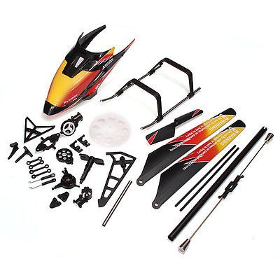 WLtoys V913 RC Helicopter Accessories Bag Parts KV913-0001