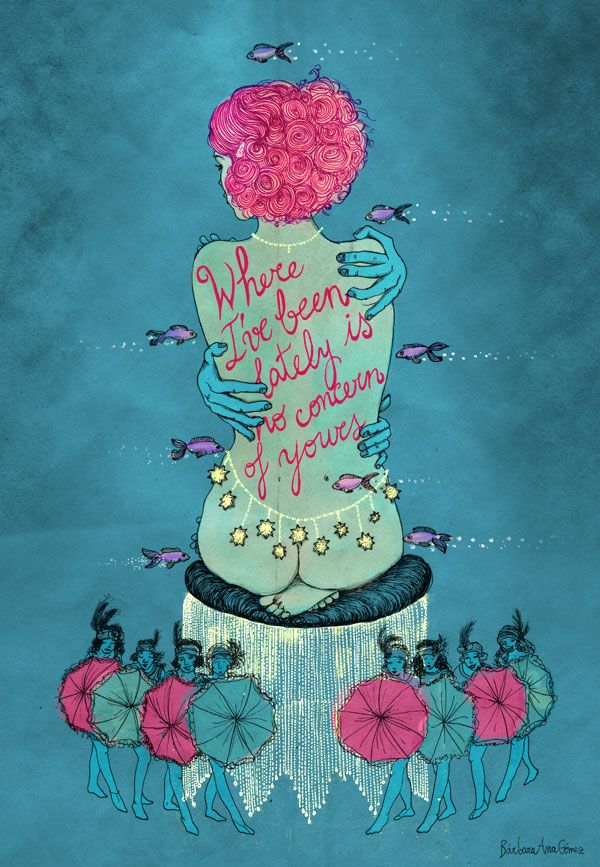 Sophia Freelance Illustrator Barbara Ana Gomez