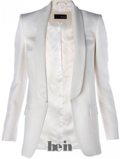 Купить белый пиджак жакет женский
