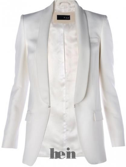 Где купить пиджак женский белый
