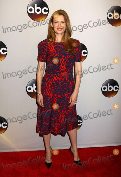 May 17, 2016 - New York, New York, U.S. - Actress MIREILLE ENOS attends 2016 ABC Upfront Presentation held at David Geffen Hall at Lincoln Center. (Credit Image:  Nancy Kaszerman via ZUMA Wire)