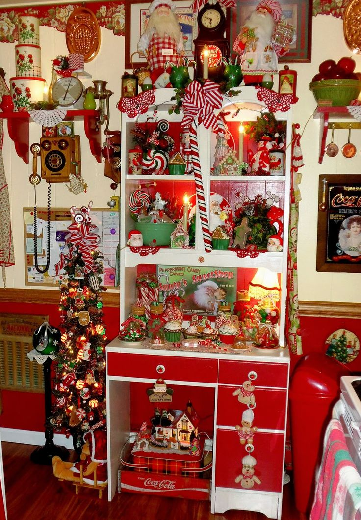 126 best christmas kitchen images on pinterest christmas cooking christmas kitchen and on kitchen xmas decor id=42689