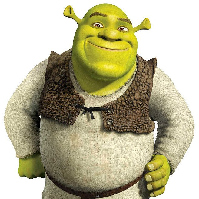 This Video Appears To Include Lost Audio Of Chris Farley As Shrek