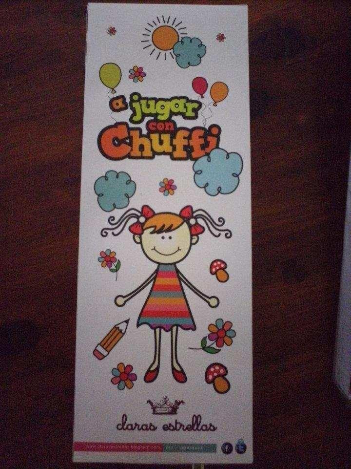 claras estrellas - DIY TOYS: CHUFFI