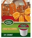Green Mountain Coffee Fair Trade Gingerbread, K-Cup Portion Pack for Keurig Brewers 24-Count - http://www.freeshippingcoffee.com/specialty/flavored-coffee/green-mountain-coffee-fair-trade-gingerbread-k-cup-portion-pack-for-keurig-brewers-24-count/ - #FlavoredCoffee
